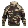 2097 - Camouflage Hooded Pullover Sweatshirt (Woodland)